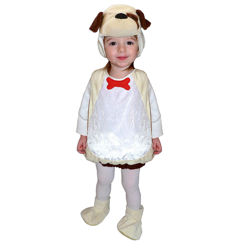 Totally Ghoul Dog Infant Halloween Costume 1-2 Years Only Vest