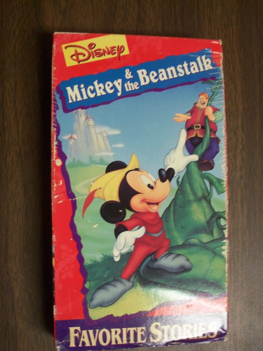 Disney Mickey & the Beanstalk (used)