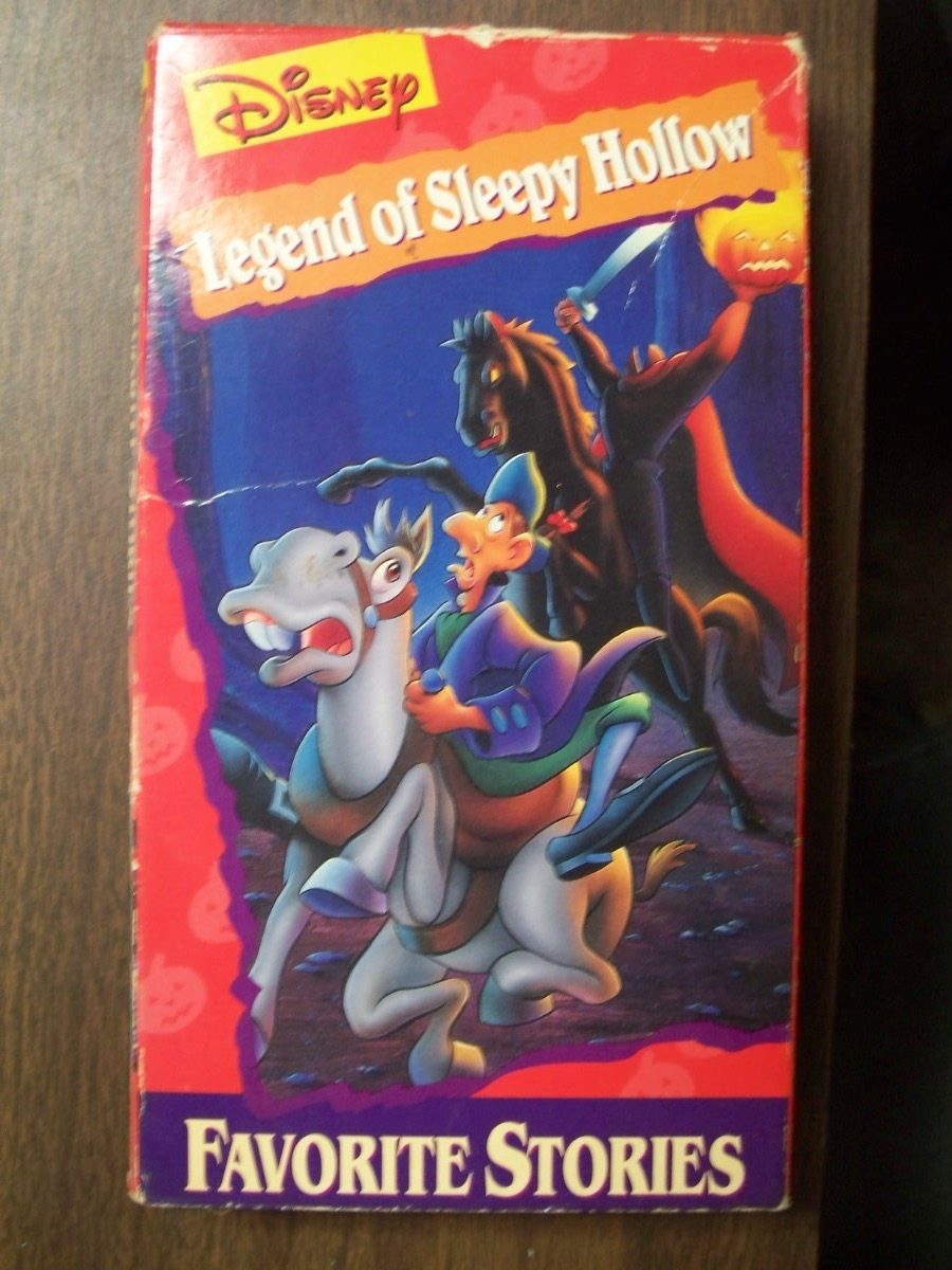 Disney Legend of Sleepy Hollow (used)